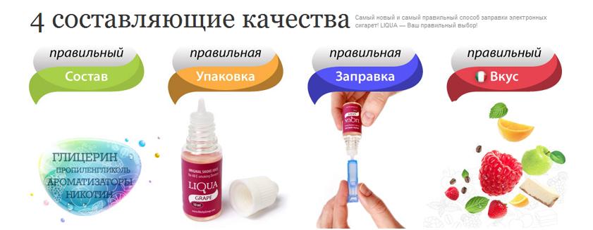 Электронная сигарета жидкость для заправки